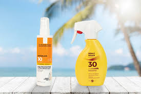 Spray solar SPF 30 de Mercadona