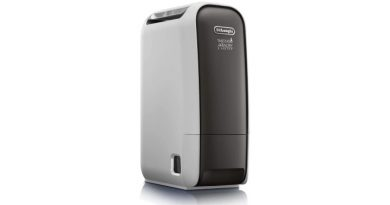 Deshumidificador AriaDry Light DNS65 de DeLonghi